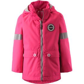 Reima Sydvest Reimatec Jacket Barn candy pink